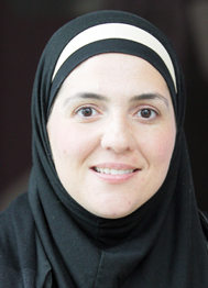 Picture of Fatina Abdrabboh of Dearborn